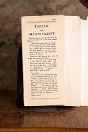 Tarzan the Magnificent - Edgar Rice Burroughs
