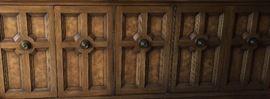 Henredon Buffet Sideboard Regency Neo Classic Style