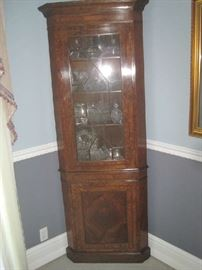 The other matching china cabinet