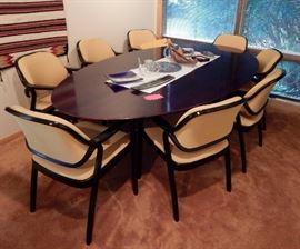 Knoll International Oval Table - Florence Knoll