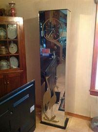 Mirror Grandfather Clock $ 120.00