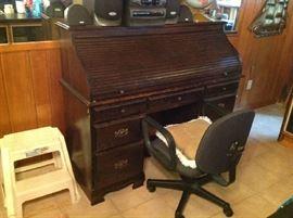 Rolltop Desk $ 260.00
