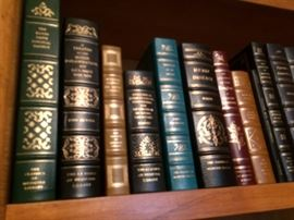 LEATHER BOOKS AND MORE