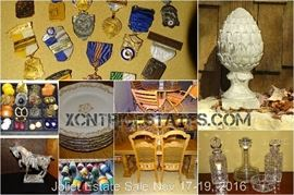 Xcntric Estate Sales Nov 17-19 Golf Course Home in Joliet!!