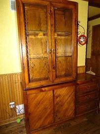 Lane china cabinet