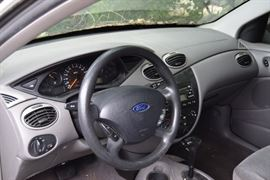 2002 Ford Focus Wagon; 130,000 miles