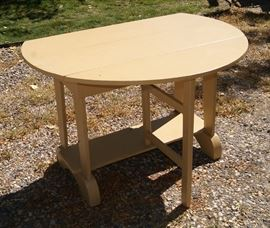 Kitchen work table from the Manti, Utah temple