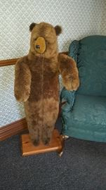 4 Foot Teddy Bear