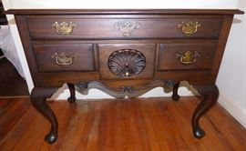 Henkle-Harris Chippendale server