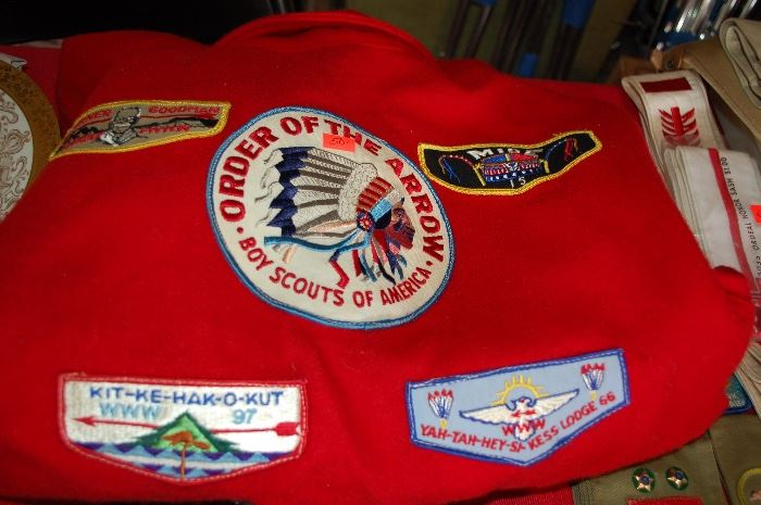great Boy Scout items
