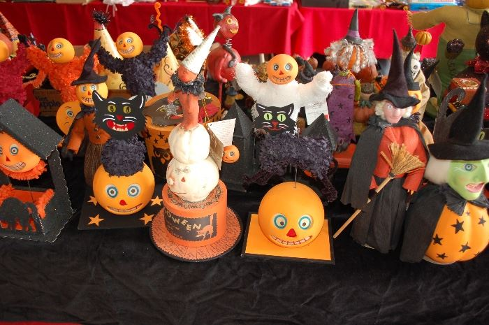 tons of Halloween ( incl. Casey Mack)