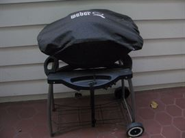Weber small grill