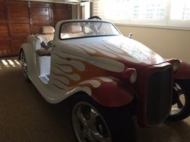 Custom Electric Car