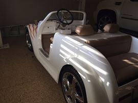 Beautiful Custom Electric Car