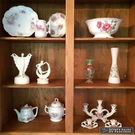 Spode, Limoges, China