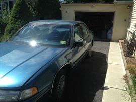 1991 Chevy Lumina . Great Condition. Call 201-264-4689
