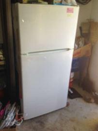 Nice Clean Refrigerator  $150.00