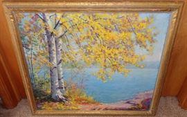 Frank Skinner Minnesota landscape