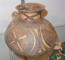 Chinese Neolithic pottery vessel