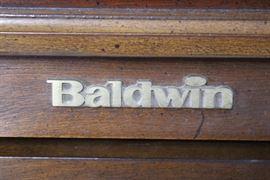 """A40 #2 Baldwin 41"""" 1979 Console Piano #1207057 Condition of 8"""