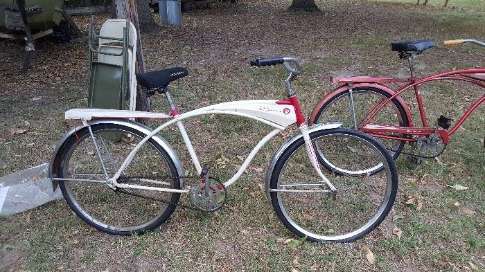 Fantastic  Vintage El Camino Bicycle
