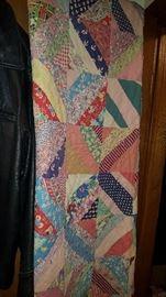 Vintage quilt 1950's