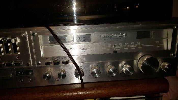 Silver Marshall Sound System