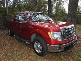 2009 F-150 $14,000 or Highest Bid