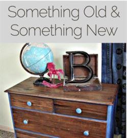 Something Old   Something New medium