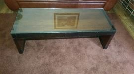COFFEE TABLE ALL WOOD