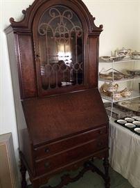 Exceptional antique secretary