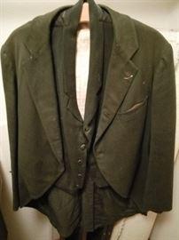 Vintage men's tuxedo