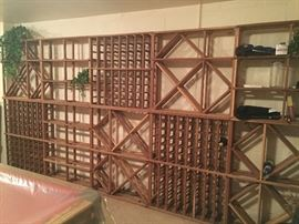 Wine Rack - storage system