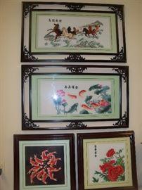 More Asian art