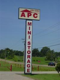 APC MINI STORAGE - Covington & Brighton, TN - 2 Auctions On Same Day