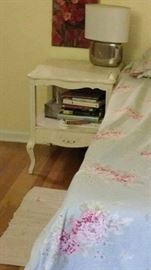 Shabby chic night stand