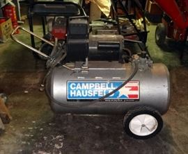 Campbell Hausfeld 20 Gallon Air Compressor Model WL602100AJ