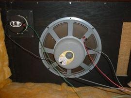 All original JBL speaker..D130  & 075