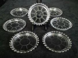 Imperial Candlewick Elegant Glassware