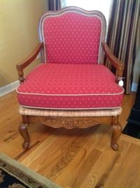 One of 2 matching chairs