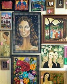 Sue Norton Kent art