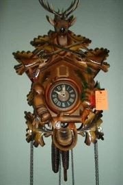 nice clock, needs repair