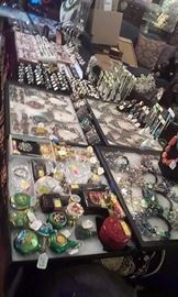 More jewelry than a store...925, Navajo, gemstones, turquoise, jade, pearls, vintage, & so much more. We aim to please you.....