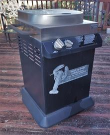 Outdoor stove top