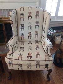 Fun Wing Chair