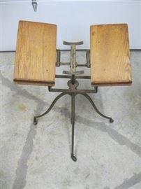 Antique/Primitive Dictionary Stand