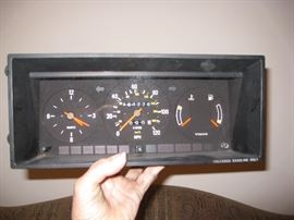 Volvo (part of dashboard)