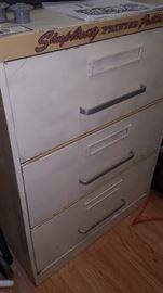 Vintage Simplicity pattern cabinet