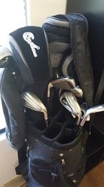 Conference golf clubs