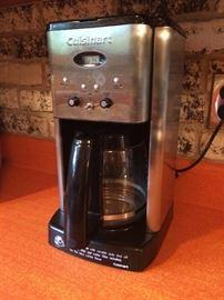 Cuisnart coffe maker